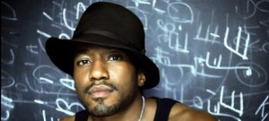 Q-Tip of hip-hop group A Tribe Called Quest