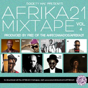 Afrika 21 The Mixtape vol. 4 SXSW Edition