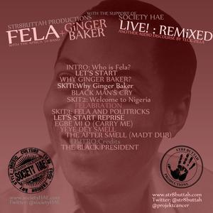 Track list Fela