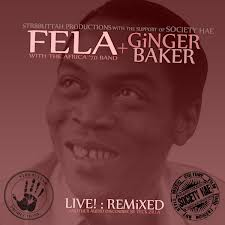 Fela and Ginger Baker