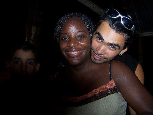 Friends in Costa Rica